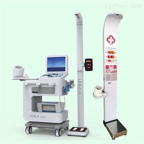 社区智慧健康管理平台养老健康一体机查体机