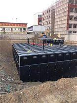 装配式地埋消防一体化水箱设计说明