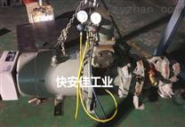 神钢螺杆式空压机拆卸维保;冰机大修