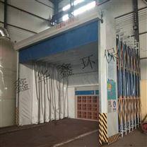 鑫華鑫環保供應伸縮式噴漆房