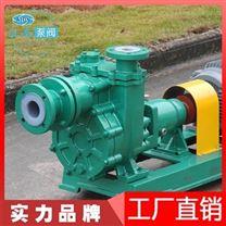 江南40ZBF-30自吸式單級循環耐腐蝕水泵