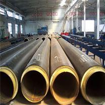 聚氨酯高温保温管    钢套钢直埋钢管价格