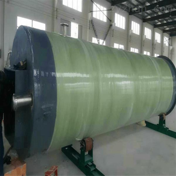 连云港一体化污水提升泵站