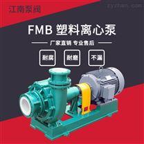 江南FMB80-65-200 耐磨料浆循环泵