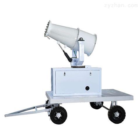 矿用全自动车载雾炮机 消毒防尘射雾器