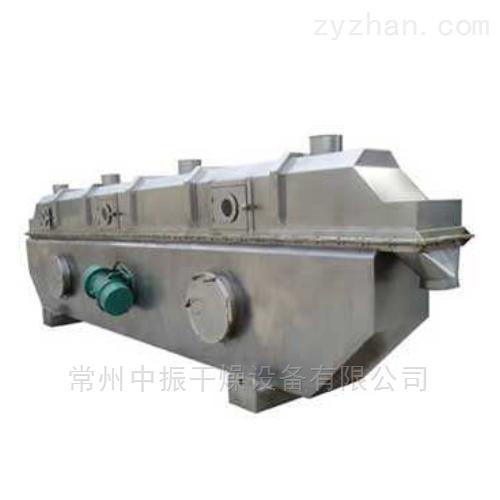江蘇振動流化床干燥機結構