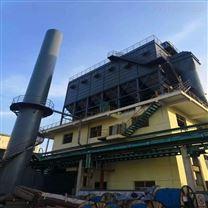 焦化廠機側爐頭煙治理改造初步實施方案