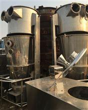 200二手高效沸腾干燥制粒机
