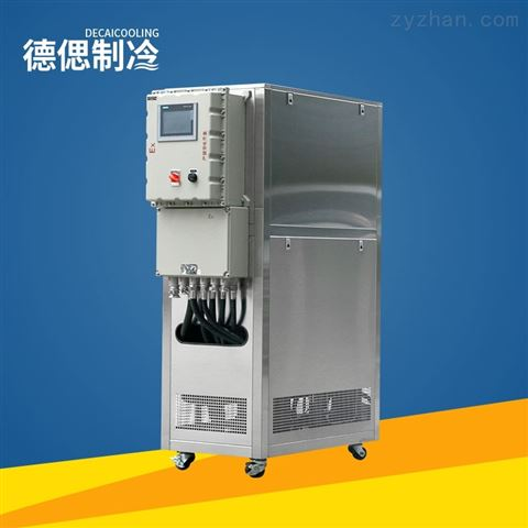 单流体温控系统设备的工作原理