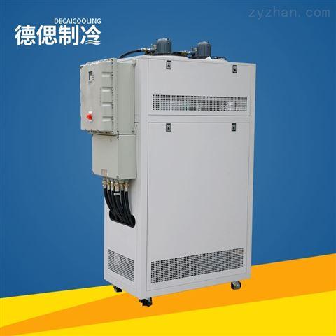 单层玻璃反应器高低温一体机定期维护