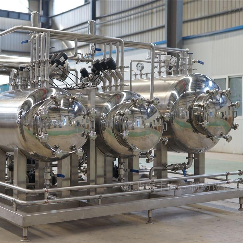 活毒废水灭活处理系统