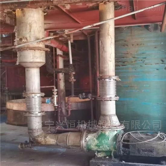 闲置一套二手2吨强制循环蒸发器需要联系