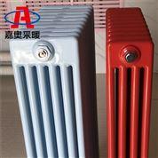 QFGZ409钢制四柱散热器-钢四柱暖气片长度