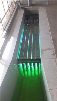 山东北漂明渠式紫外线消毒器污水厂定制