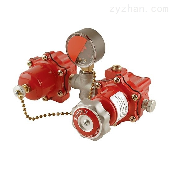 Fisher R130 型转换歧管总成调压器