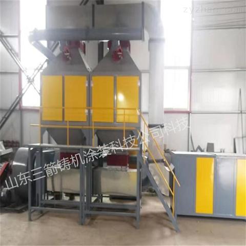 供应喷漆房废气处理催化燃绕器环保设备