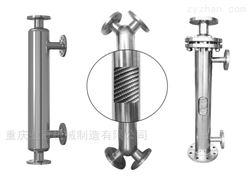 1-1000螺旋缠绕管式换热器