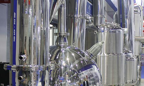 旋转蒸发器提高药物原料蒸发效率,降低过程能耗