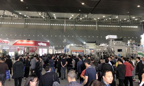 """第57届药机展盛大开幕,八万行业精英来""""湘""""聚"""