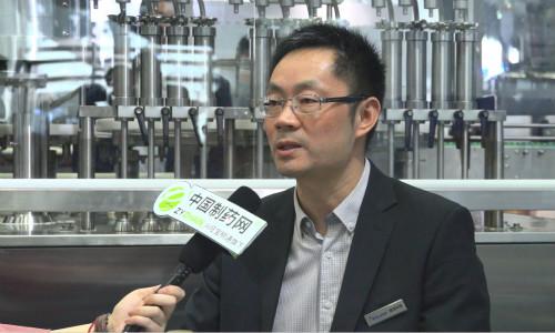 威龍科技蔣玉華:產品+服務 做精做強瓶裝液體灌裝生產線