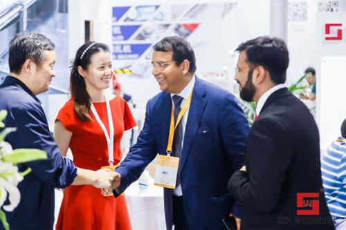 上海新威圣成功参加2019年度CPhI & P-MEC China展会