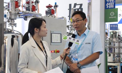 北匯九澤總經理張文境:推動換熱設備從單一產品向集成化發展