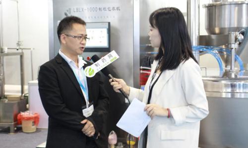 东盛机械李兴荣:专注精工制造,以高质量服务征服市场