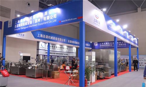 上海圣灌亮相58届药机展,这次产品有哪些新鲜操作?