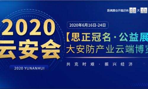 huai剩1天 2020云安会即jiang开幕 约不?