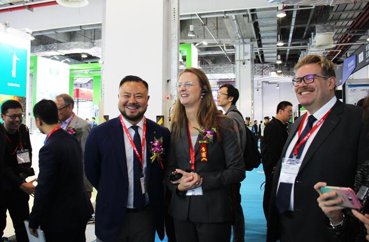 IPB 2019 第十七屆上海粉體展成功舉辦