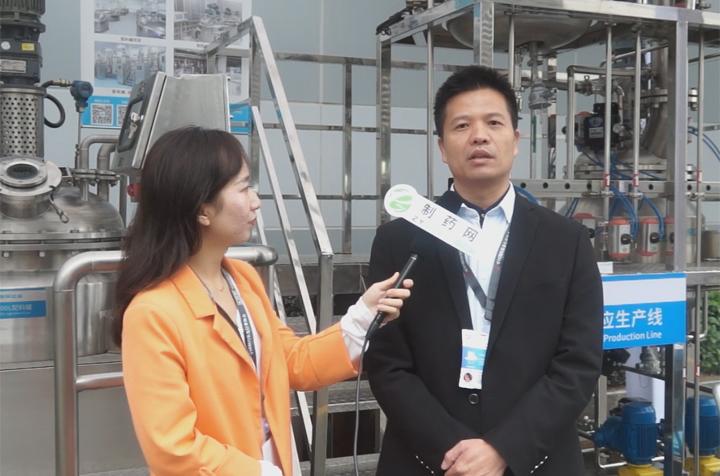 專訪廣東金宗機械有限公司總經理鐘福祿