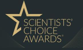 珀金埃爾默斬獲2018年度Scientists' Choice Awards