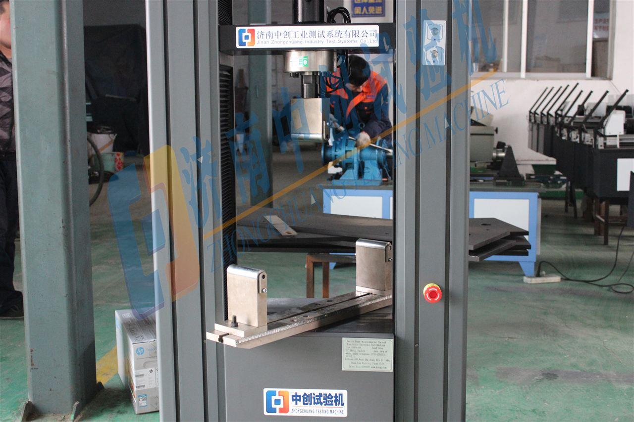 PVC板静曲强度试验机