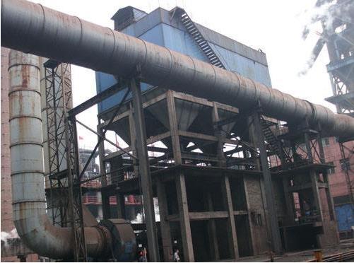 钢厂出铁厂除尘器维修改造技术参数