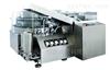 YD-QCL-60立式超声波夹瓶式高速洗瓶机